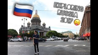 EXPLORING RUSSIA    VLOG
