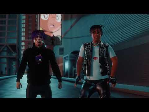Juice WRLD ft. Lil Uzi Vert - Lucid Dreams (Remix) (Official Visualizer)