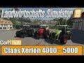 Ls19 modvorstellung claas xerion 4000 5000 farming simulator 19 mods mp3