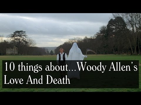 10 Things About Love And Death - Trivia, Locations, Music, Woody Allen, Diane Keaton