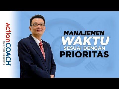 Manajemen Waktu sesuai Prioritas