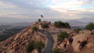 Mount Rubidoux Riverside - Mt. Rubidoux Cross