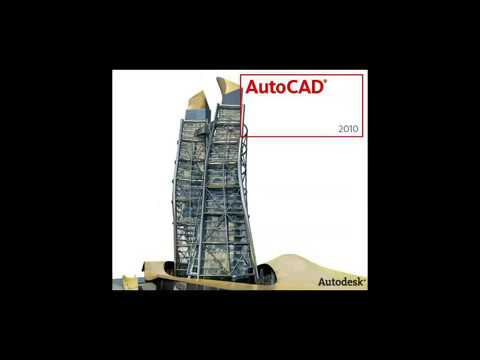 Cara instal autocad 2010 full / how to install autocad 2010 full.