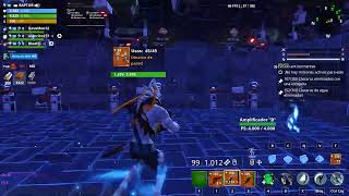 """GIFTING WEAPONS IN FORTNITE SAVE THE WORLD WITH DG POOL! """"Raptor"""""""
