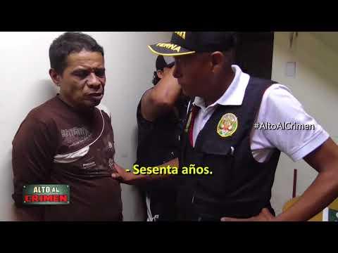 """ALTO AL CRIMEN - 21/04/18 - """"EL MUELAS Y EL SOPA"""""""