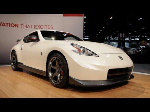 2014 Nissan 370Z Nismo - 2013 Chicago Auto Show