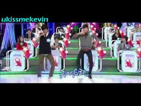 Kevin & Dongho dance Miss A breathe