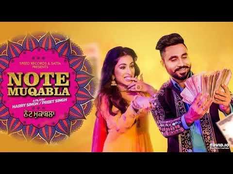 Note Muqabla Goldy Desi Crew Full Song | Latest Punjabi Songs 2018