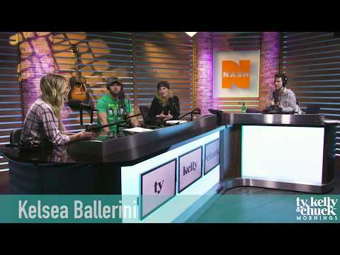 We Test Kelsea Ballerini on What She Knows About President's Day - Ty, Kelly & Chuck