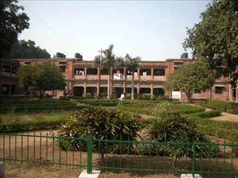 Allahabad agriculture institute an unforgettable memory
