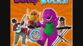 Barney Rocks! 3