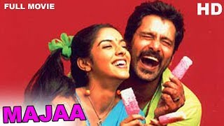 Maja Full Movie HD | Vikram | Pasupathy | Asin | Vadivelu | Manivannan | Vidyasagar