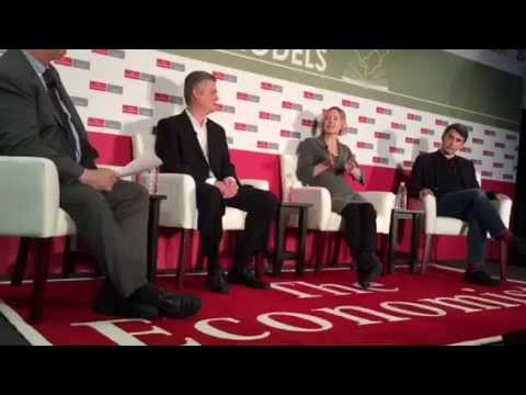 The Economist's Higher Education Forum: Disrupting Traditional Education