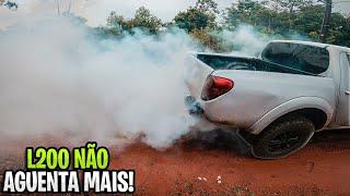A L200 NÃO AGUENTA MAIS O JOÃO LOCATELLI !!! VERDADEIRO CUPIM DE FERRO !!!