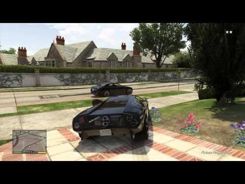 GTA V - 046 - Salvare Lamar - Gameplay ITA