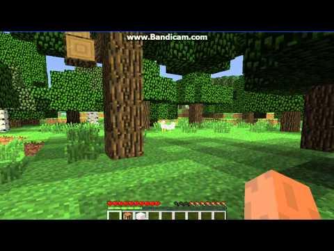 Minecraft Survivor oynuyoruz Bölüm # 1