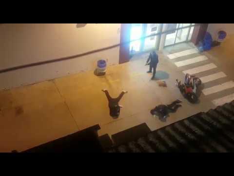 La Policía detuvo a dos hombres que armados en Tarrasa