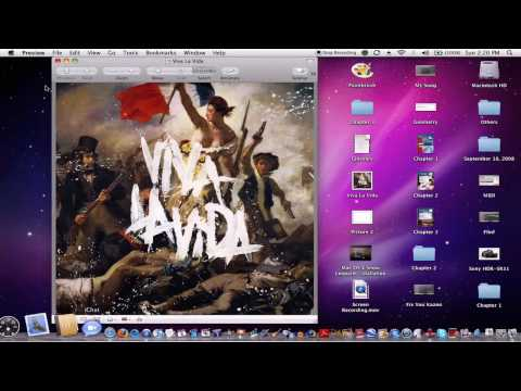 Mac OS X Snow Leopard Unboxing, Installation, And Demo