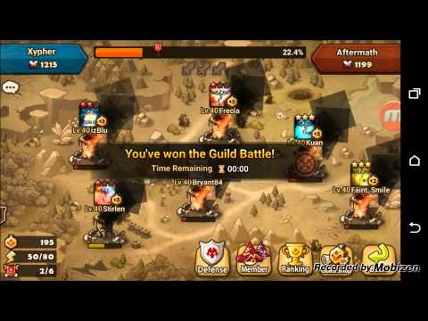 summoners war how to build a team