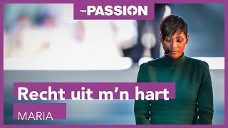 The Passion gemist? Edsilia Rombley zingt Recht Uit M'n Hart