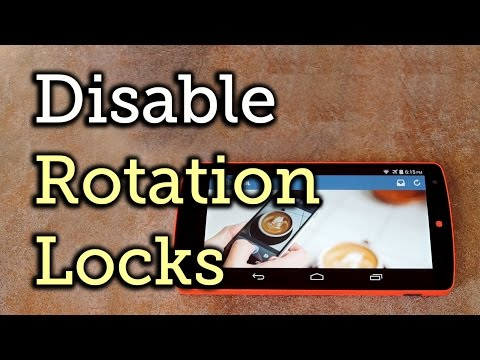 Enable Auto-Rotation for Any Android App [How-To] - YouTube