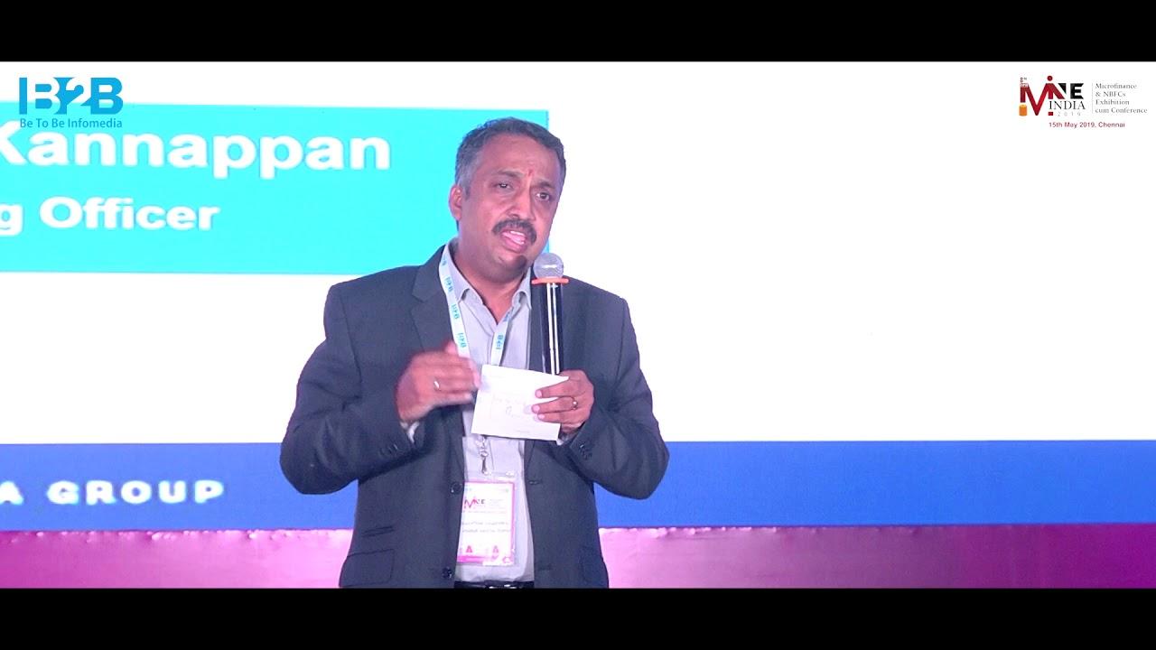 B2B Infomedia: Key Note Address by Venkatesh Kannappan, Hinduja Housing  Finance at 8th MiNE India