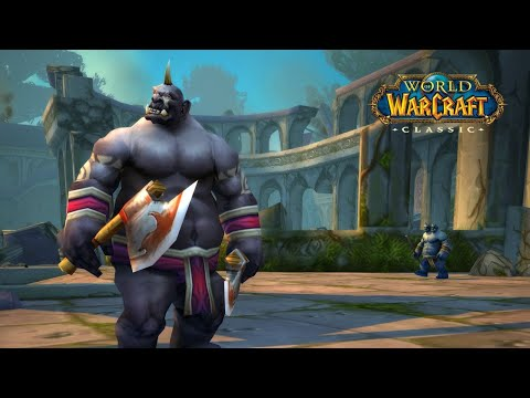 Classic Wow Dire Maul Tribute Solo Hunter Safest Beginner Guide 60 - 100g+ / Hour