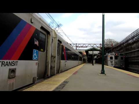 An Evening with NJ Transit in Summit, NJ