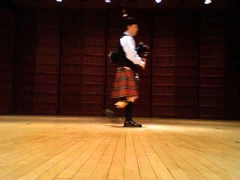 World Online Piping and Drumming Championships-Sean Regan-Over 21, PM A. Gillies Memorial March