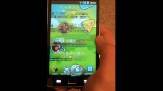 Angry Bird Android Live Wallpaper