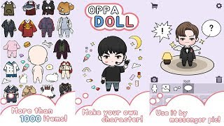 Oppa doll Android Gameplay