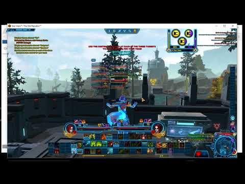 SWTOR 5.4 PvP 70 Merc Healer easy win