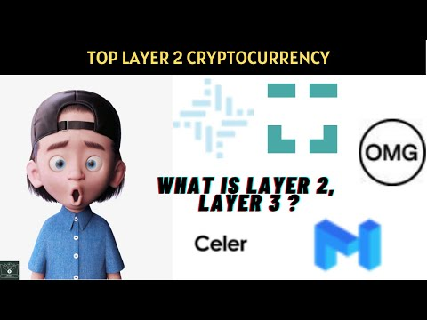 Top Layer 2 Cryptocurrency Projects | What is Layer 2, Layer 3 | Tamil | DinuUd