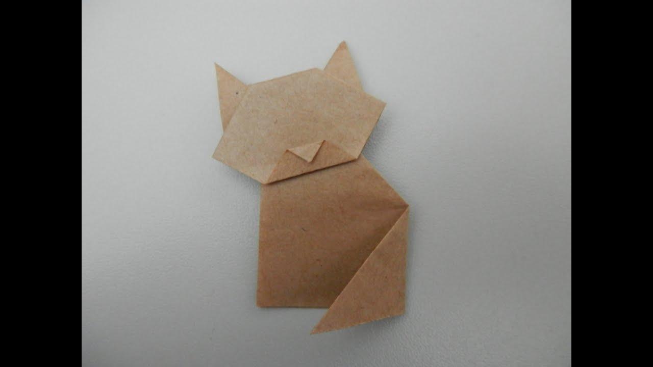 origami gato - photo#50