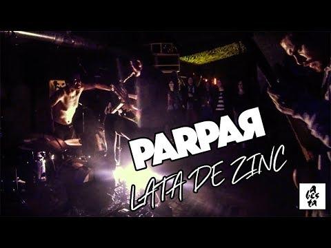 PARPAR featuring Jorge - PAIPAI - Live @ Lata de Zinc (Oviedo)