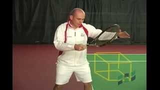 Tennis Lesson, Groundstrokes Impact Point