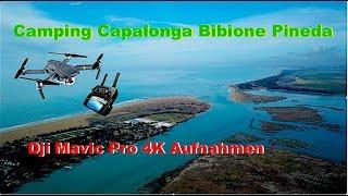 Camping Capalonga Pineda  Bibione 4K Aufnahmen
