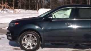 Автомобиль Acura MDX