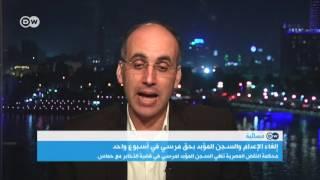 هذا ما يجب على الإخوان المسلمين القيام به اذا فكروا بالتصالح مع النظام المصري