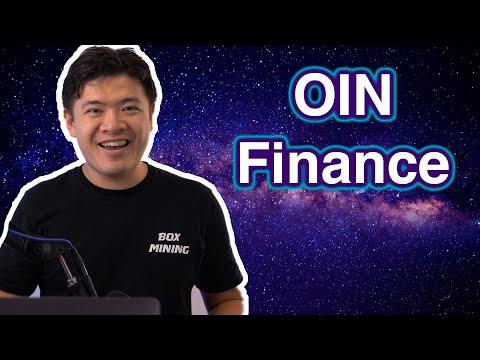 OIN Finance - Bridging DeFi & Blockchains