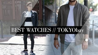 Time Well Spent. | Best Affordable Watches | TOKYObay x TheGentlemansCove