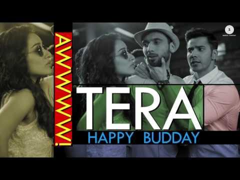 happy b'day lyrical   abcd 2   varun dhawan   shraddha kapoor   sachin   jigar   d  soldierz