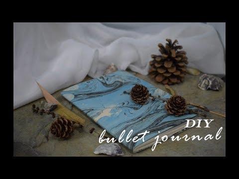 DIY Bullet journal 2019