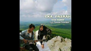 Lagu Banyuwangi EKA - Pasrah  Cover  Accoustic by Magfiroh