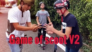 GAME OF SCOOT / Team