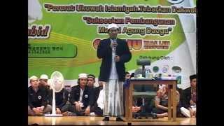 KH Anwar Zahid Ceramah di Korea 3 Mei 2015 Sangat Menarik dan Lucu banget ( Full Video )