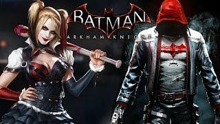 Batman Arkham Knight - DLCs: Arlequina, Capuz Vermelho e Pesadelo do Espantalho! [ Playstation 4 ]