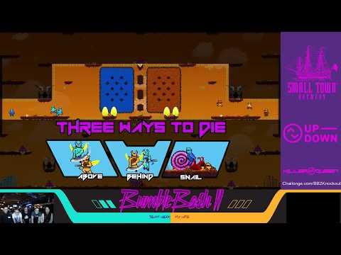 Killer Queen BumbleBash II 2017 Streamed Knockout Part 4
