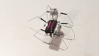 Video How to make a simple walking insect robot download MP3, 3GP, MP4, WEBM, AVI, FLV April 2018