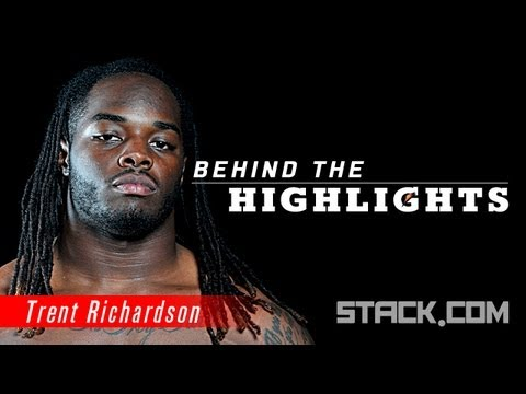 Behind the Highlights: Trent Richardson